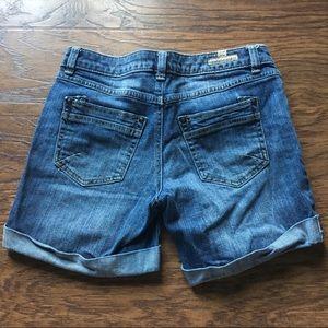 LC Lauren Conrad Bermuda Shorts